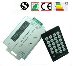 IR remote controller with pwm dimmer electric