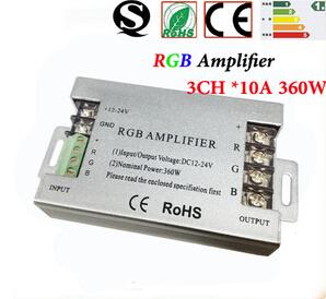 30A  RGB led amplifier